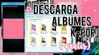 ¡ Páginas Para Descargar Albumes de K-pop !