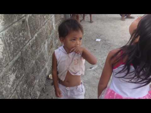 Philippines,manila slums