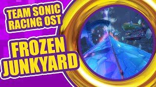 Team Sonic Racing OST - Frozen Junkyard