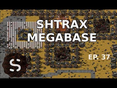 SHTRAX MEGABASE - E37 - TRAINS D'URANIUM 235 ET ENCORE DES DEADLOCKS