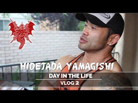Hidetada Yamagishi - Day In The Life - Vlog 2