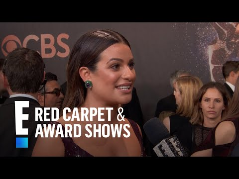 "Lea Michele Gushes Over Boyfriend and New Show ""The Mayor"" 