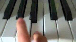 How to Play the Final Countdown on Piano