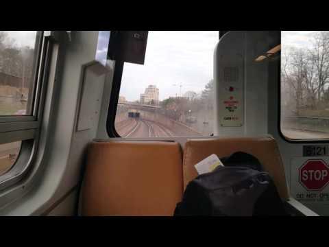 Washington DC Metro cab ride.