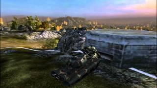 Приколы World of Tanks. Деревня дураков в