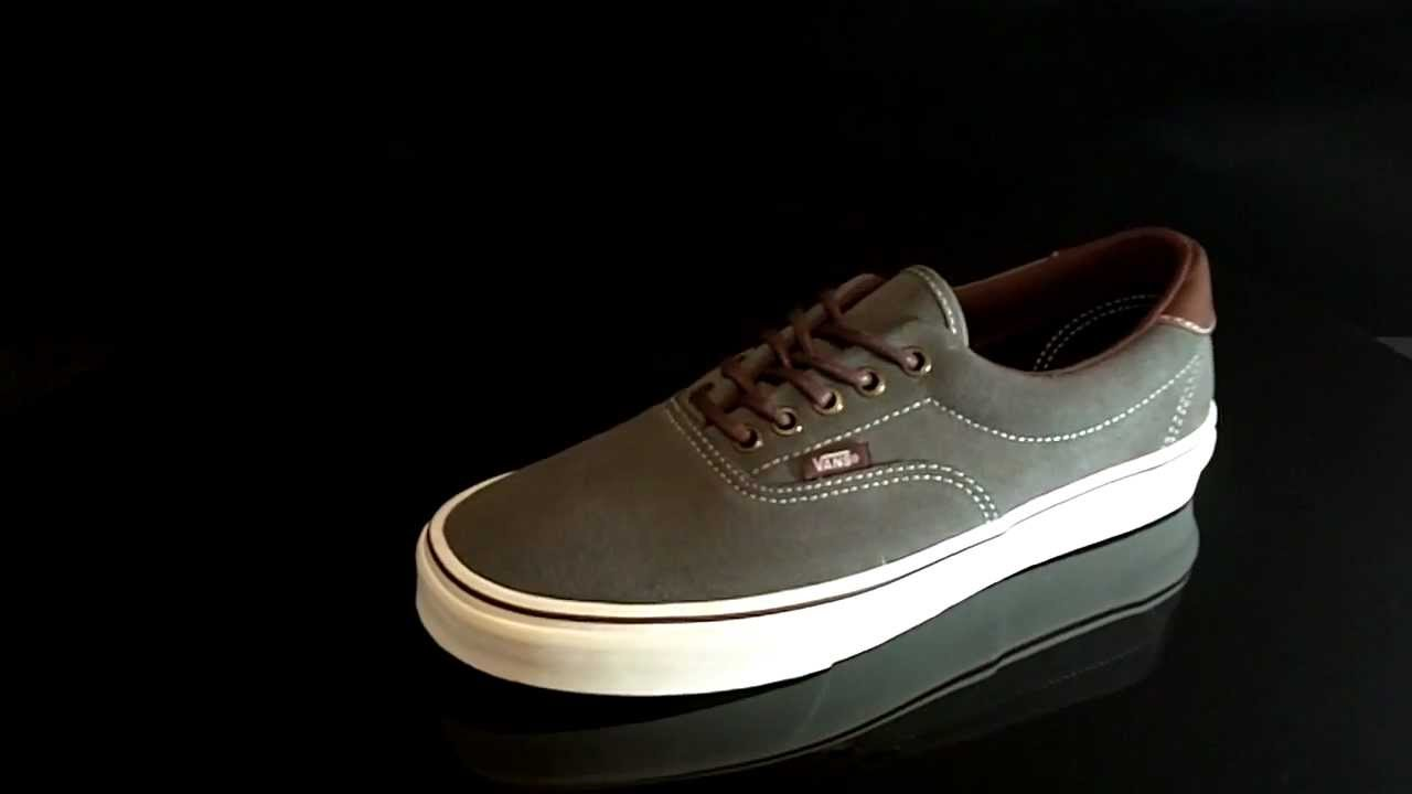 Vans ERA 59 Suede Pewter Fudgesicle VEXD6DV - YouTube 089b3c5bdf