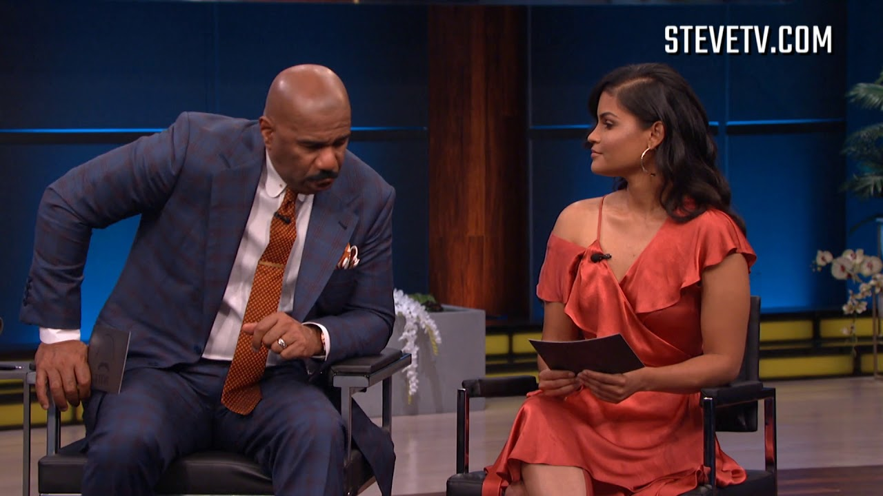 Steve harvey show dating questions