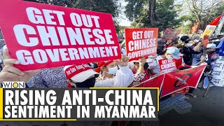 Myanmar Coup: Chinese staff injured in Myanmar factory attack | Latest English News | WION News