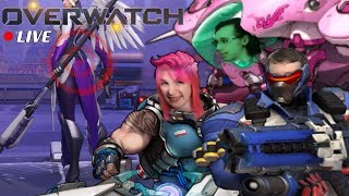 Overwatch with GigaBoots & Friends!
