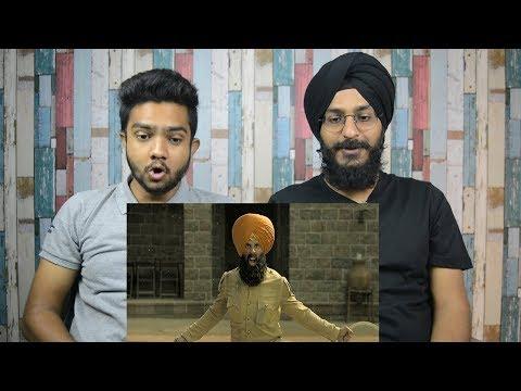 Kesari Trailer REACTION | Akshay Kumar | Parineeti Chopra | Anurag Singh | Parbrahm&Anurag