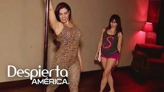 Cómo dominar el arte de la seducción bailando en tubo (y de paso bajar de peso)