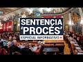 SENTENCIA 'PROCÉS': Especial informativo en directo