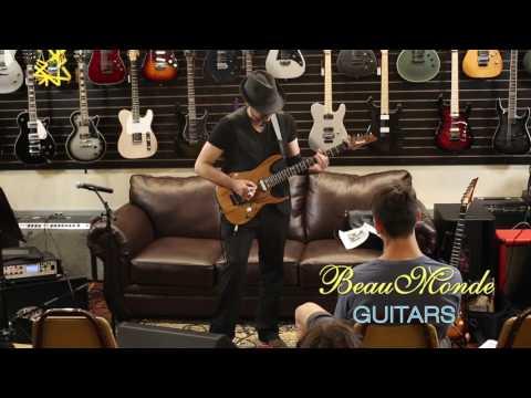 Rob Balducci - Ibanez Guitar Clinic