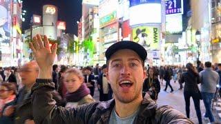 WEEK 1 IN TOKYO, JAPAN