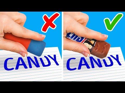 18 SWEET CANDY DIY IDEAS