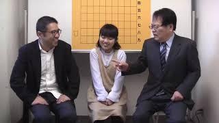 将棋ライターの松本博文氏と加藤結李愛女流を招いたスペシャルトークショーです。コンピュータ将棋について語って頂きました。 松本博文さんのYahooページ ...