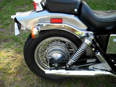 86 Honda Rebel 450