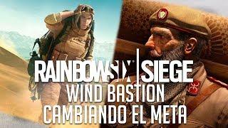 RAINBOW SIX SIEGE OPERACIÓN WIND BASTION | CAMBIANDO EL META