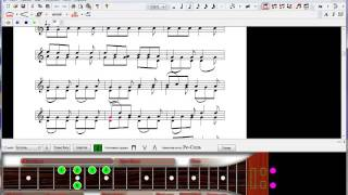 Dombyra soft САЛ КҮРЕҢ II (танец Қара жорға)