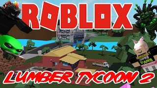 The FGN Crew Plays: ROBLOX - Lumber Tycoon 2 (PC)