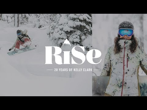 Rise: 20 Years of Kelly Clark