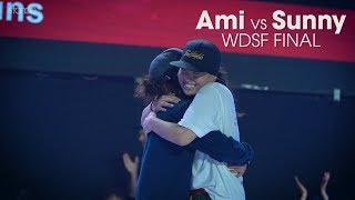 AMI vs SUNNY [bgirl final] // .stance - WDSF Breaking For Gold 2019