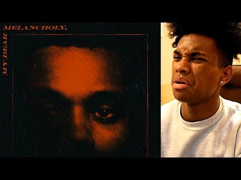"The Weeknd ""My Dear Melancholy""  (First Reaction/Review)"