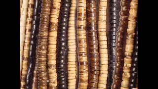 Bedido - Partihandel Naturliga smycken, Coco Mode, trä pärlor Thumbnail