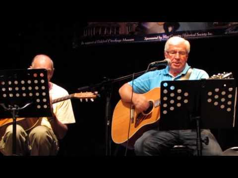 Bruce MacDougall with Blair MacDonald singing Maritime Star