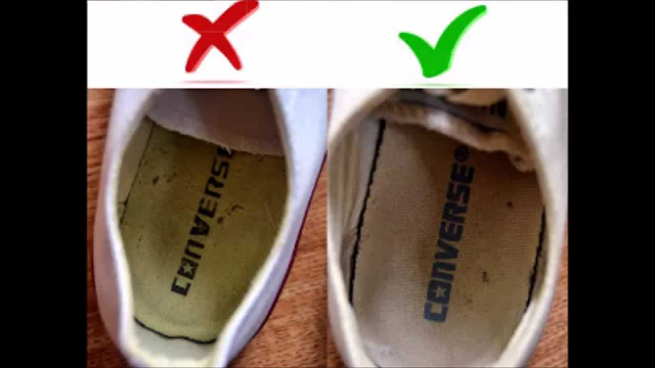 d8dab975d68f CONVERSE - FAKE vs. Original - YouTube