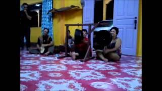 Gawai 2014 (Taboh Iban & Ngajat) - Tr. Anjat [Part 2]