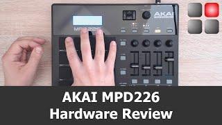 AKAI MPD 226 Review