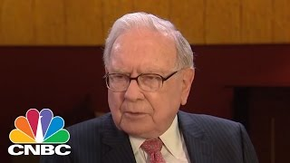 Warren Buffett: I Should Have Had Better Insight Into Google | Squawk Box | CNBC