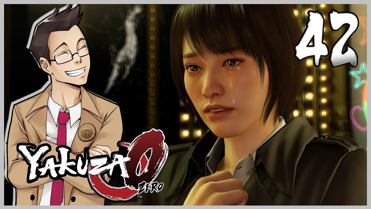 Yakuza 0 Pc The Man With The Bat Tattoo Part 42 Youtube