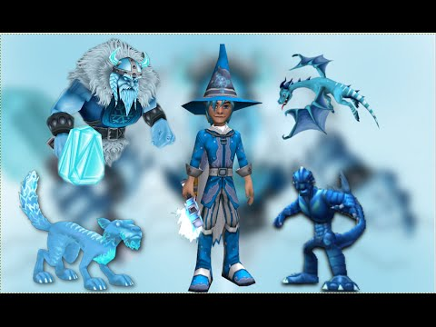 Wizard101 Prodigious Ice PvP: The Warlord Match