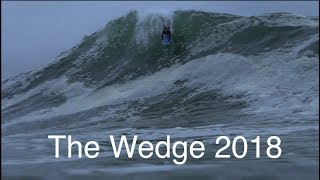 Biggest Waves in a LONG LONG Time | RAW | The Wedge | Watershots | May 23rd, 2018 |