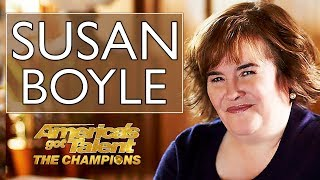 Is Susan Boyle the winner of America's Got Talent: The Champions?