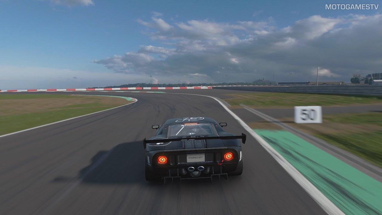 Gran Turismo Sport Ford Gt Lm Spec Ii Test Car Ps Pro
