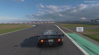 Gran Turismo Sport - Ford GT LM Spec II Test Car [PS4 Pro]