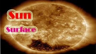 4k video of the Sun's surface activity | Solar system Documentary video | star and Space Videos #1