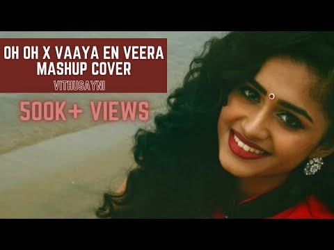 VITHU | Oh Oh X Vaaya En Veera | Music Cover
