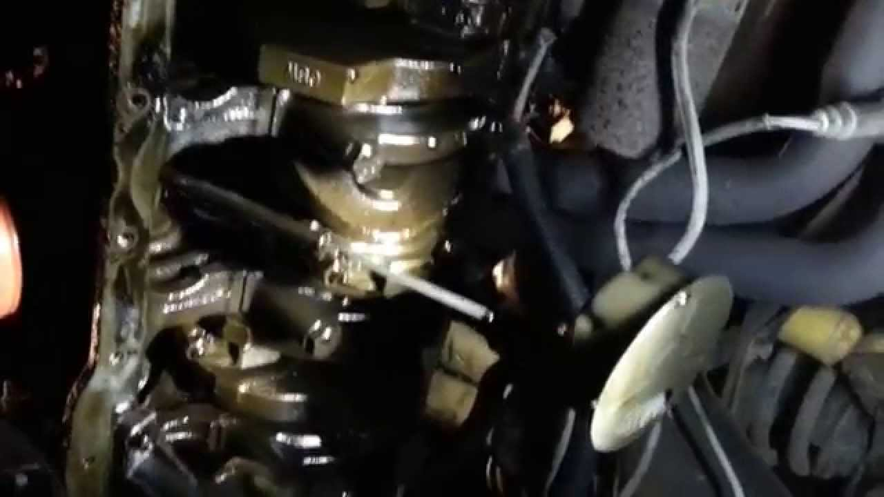 305 Chevy Starter Wiring Ford F 150 Oil Pan Removal Youtube
