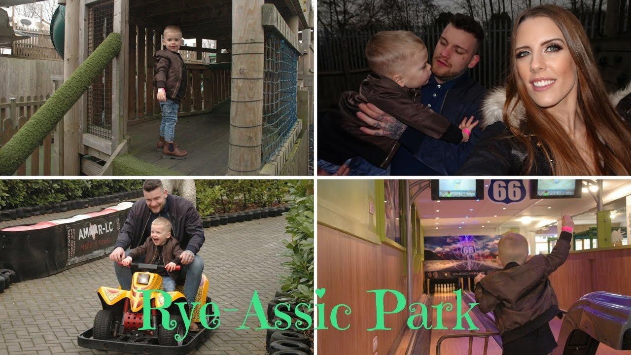 Ass Ic rye-assic adventure park, hoddesdon   cheap family fun in hertfordshire