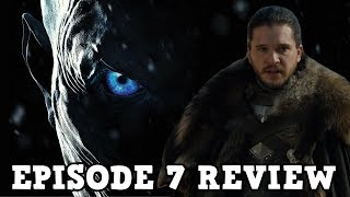 Game of Thrones Season 7 Episode 7 Finale Review - The Dragon and The Wolf