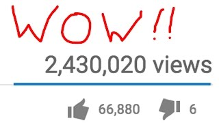 How To Make Your YOUTUBE Views EXPLODE!