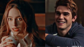 Archie & hope fandom (legacies/ riverdale)  too close