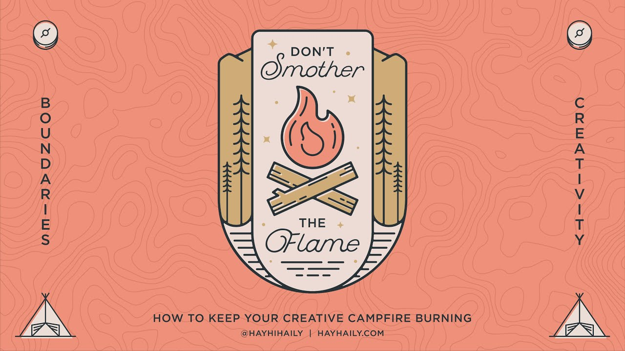 Don't Smother The Flame