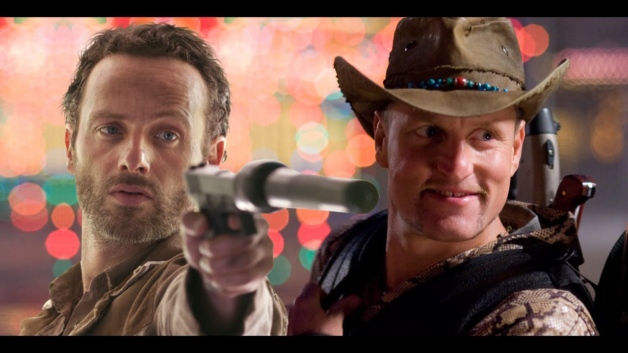 Zombieland: The Walking Dead (Zombieland Style!)