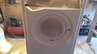 Ремонт (покраска) стиральной машинки