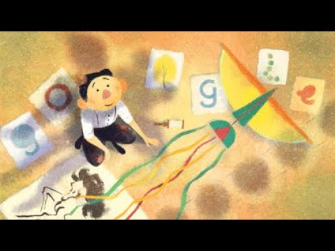 Tyrus Wong's 108th Birthday